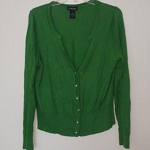 Green Lane Bryant cardigan
